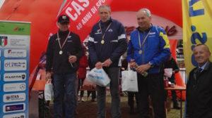 Piemontesi sul podio dei Campionati Italiani Middle