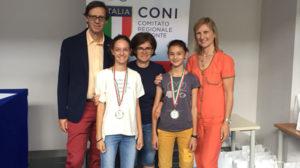 Premiazioni Comitato Regionale CONI