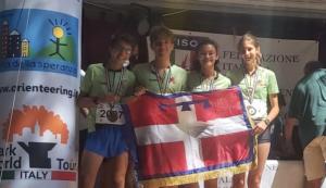 Trofeo delle Regioni 2^ giornata – Staffette Torre Grande Pineta Oristano